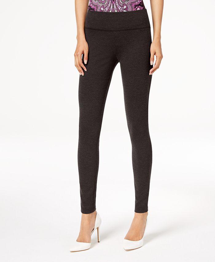 INC International Concepts - Curvy Pull-On Skinny Pants
