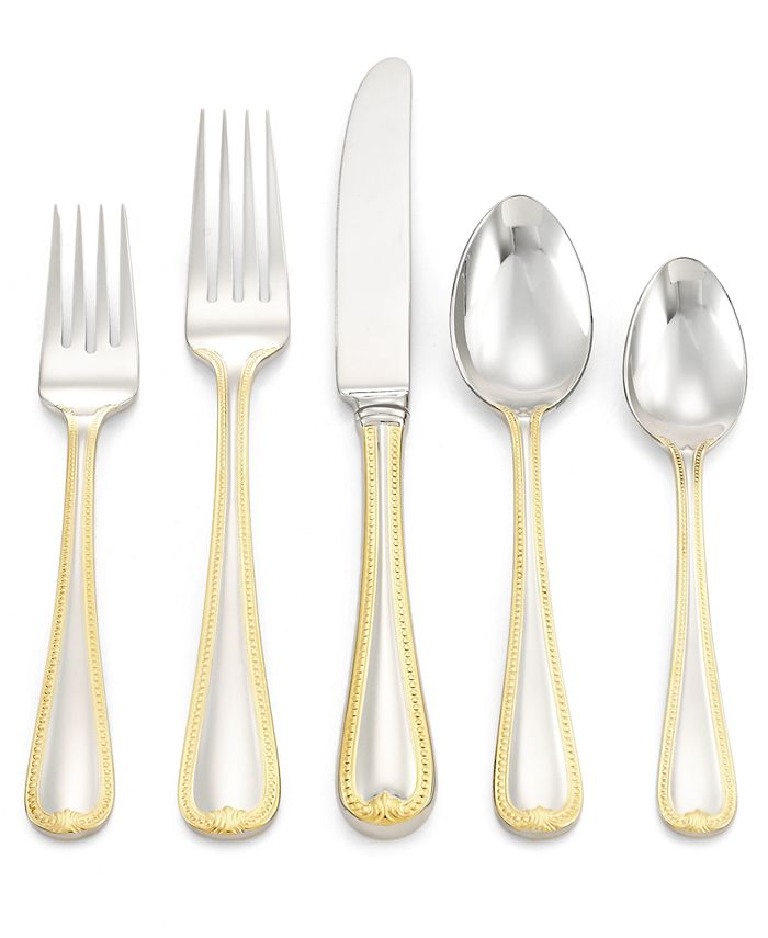 Lenox - Vintage Jewel Gold 5-Piece Place Setting