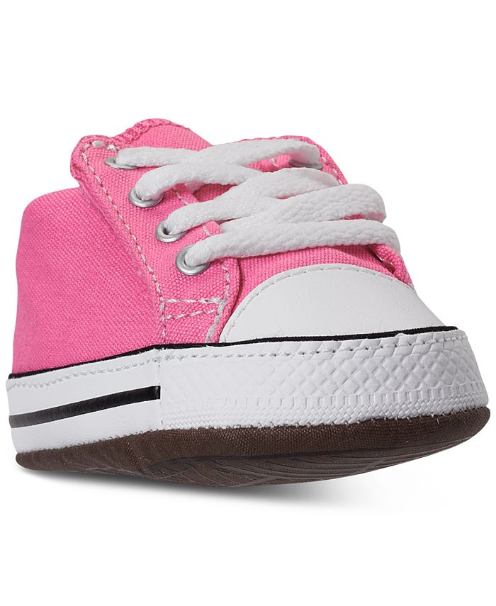 Converse - Baby Girls Chuck Taylor All Star Cribster Crib Booties from Finish Line