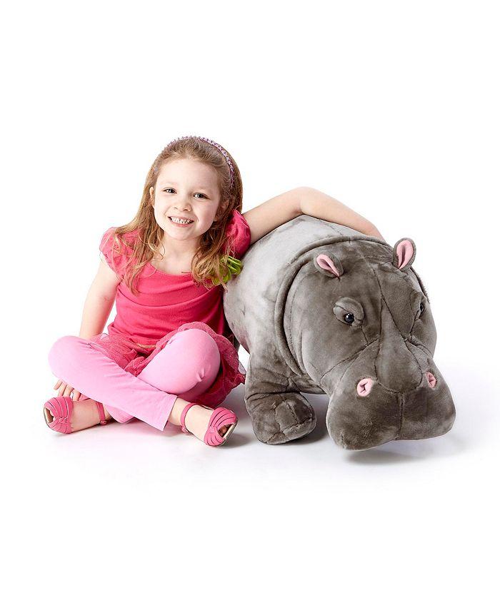 Melissa and Doug - Hippopotamus - Plush