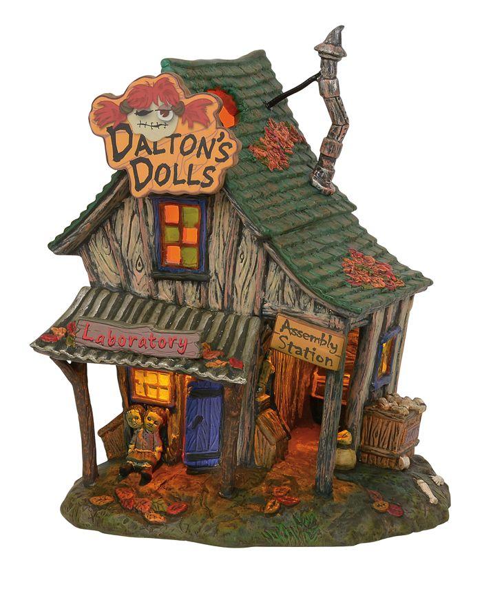 Department 56 - Dalton's House of Dolls