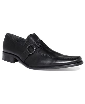 Alfani Shoes, Stonie Slip-On With Strap Shoes