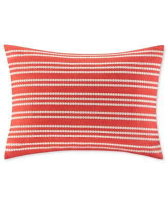"Echo Cozumel Beaded 12"" x 18"" Decorative Pillow"