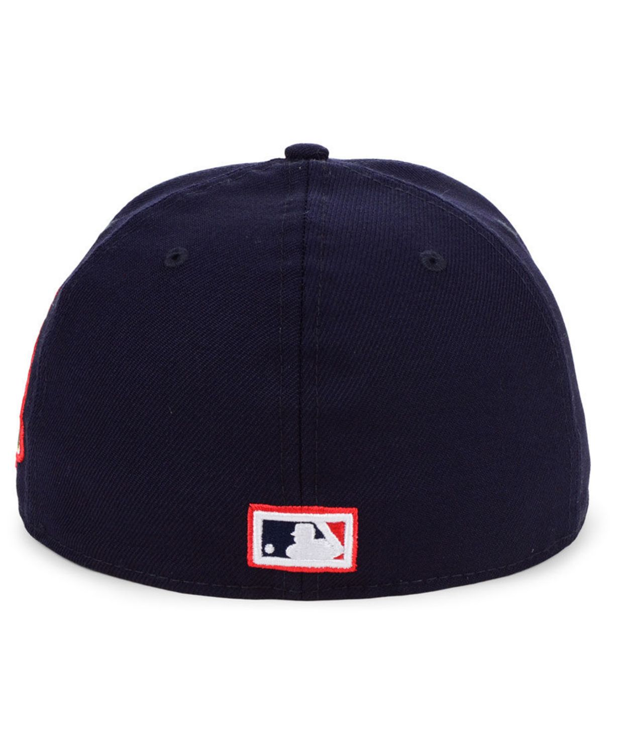 New Era Milwaukee Braves World Series Patch 59FIFTY Fitted Cap & Reviews - Sports Fan Shop By Lids - Men - Macy's