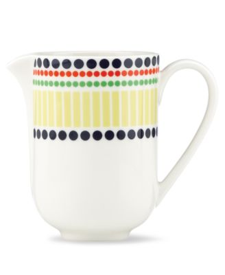 kate spade new york Dinnerware, Hopscotch Drive Creamer