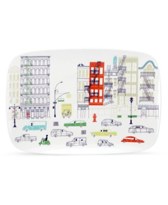 kate spade new york Dinnerware, About Town Oblong Platter