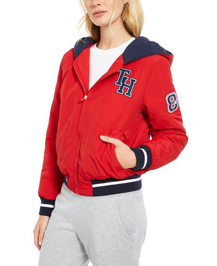 Tommy Hilfiger - Varsity Hoodie Jacket