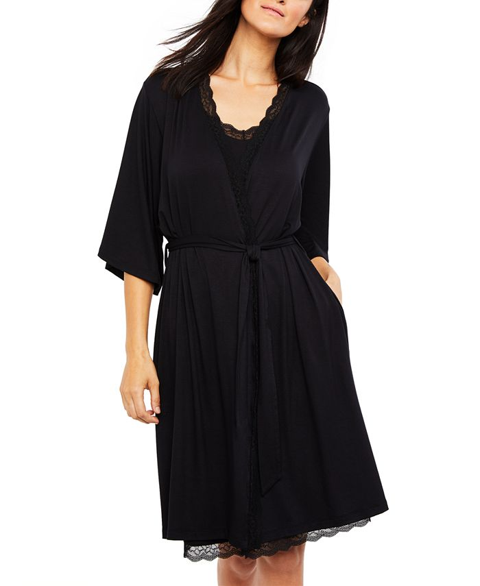 A Pea in the Pod - Maternity Belted Robe