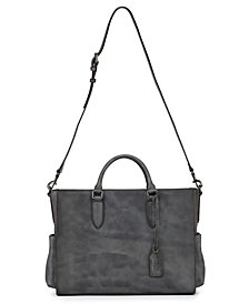 Old Trend Monte Leather Tote Bag