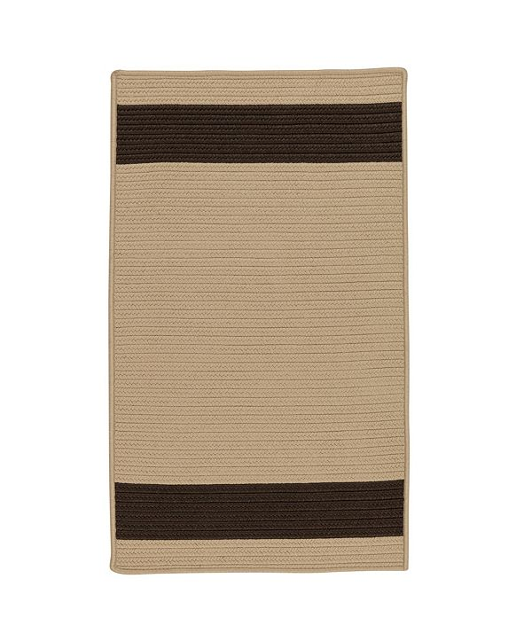 Colonial Mills Aurora Sand Brown 2' x 4' Accent Rug