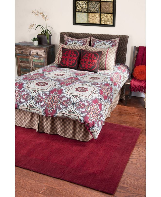 Riztex USA Farmhouse Queen Bed Skirt
