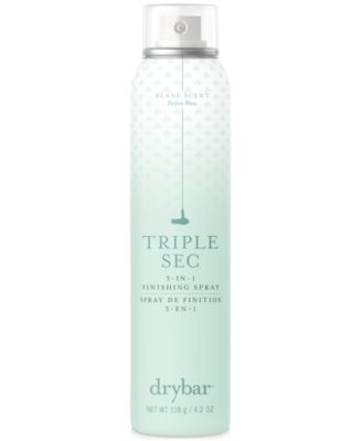 Triple Sec 3-In-1 Finishing Spray - Blanc Scent, 4.2-oz.