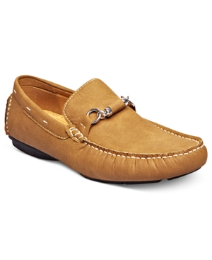 Madden Mens Shoes Oak SlipOn Bit Loafers Mens Shoes