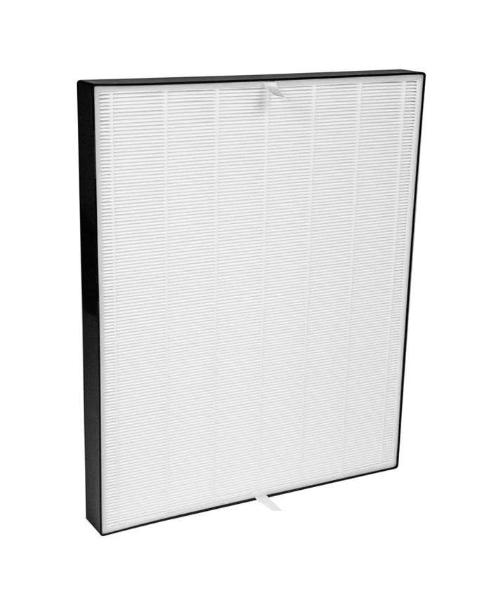 Air Doctor - Ultra HEPA Filter captures particles 100x smaller than ordinary air purifiers