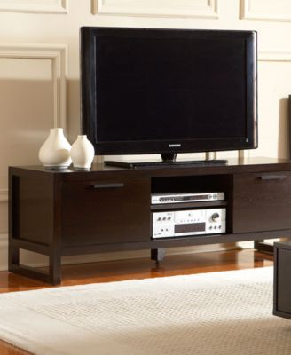 Champagne Tv Stand Furniture Macy S