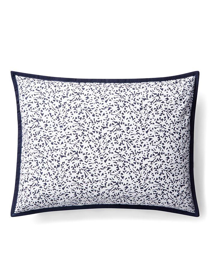 Lauren Ralph Lauren - Ralph Lauren Alix Mini-Floral 20 Square Decorative Throw Pillow