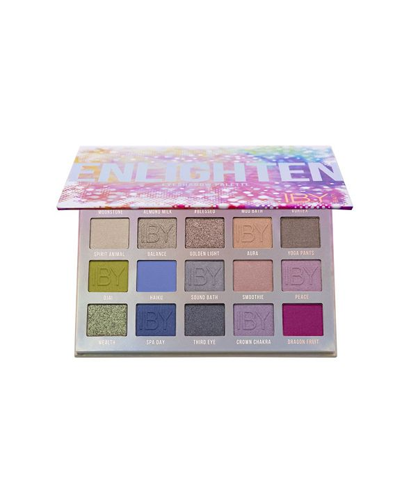 IBY Beauty Enlighten Eye Shadow Palette