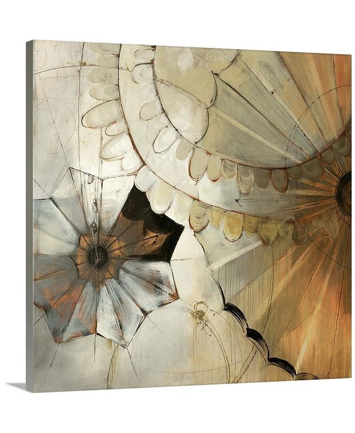 """GreatBigCanvas - 36 in. x 36 in. """"Nick of Time"""" by  Kari Taylor Canvas Wall Art"""