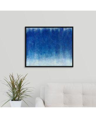 'Quiet Understanding' Framed Canvas Wall Art, 24