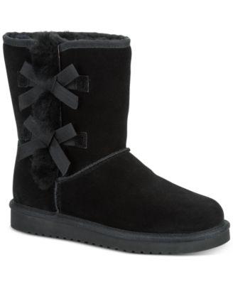 Victoria Short Boots