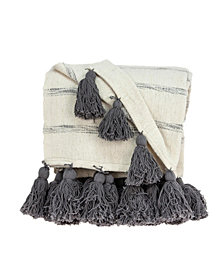 Parkland Collection Transitional Handloomed Throw