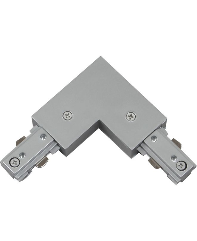 """Volume Lighting """"L"""" Connector 90° 120V 1-Circuit/1-Neutral Track Systems"""
