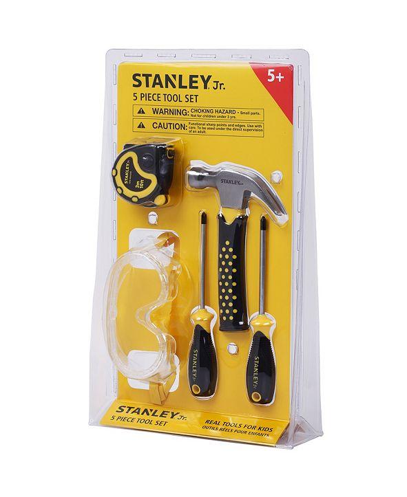Stanley Jr. 5 Pieces Tool Set
