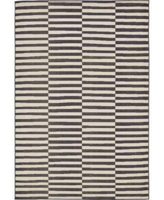 Axbridge Axb2 Black 10' x 13' Area Rug