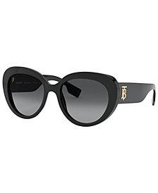 Burberry Women's Polarized Sunglasses, BE4298