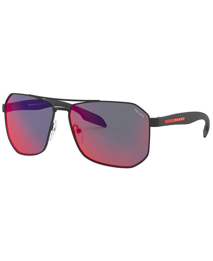 Prada Linea Rossa - Sunglasses, PS 51VS 62