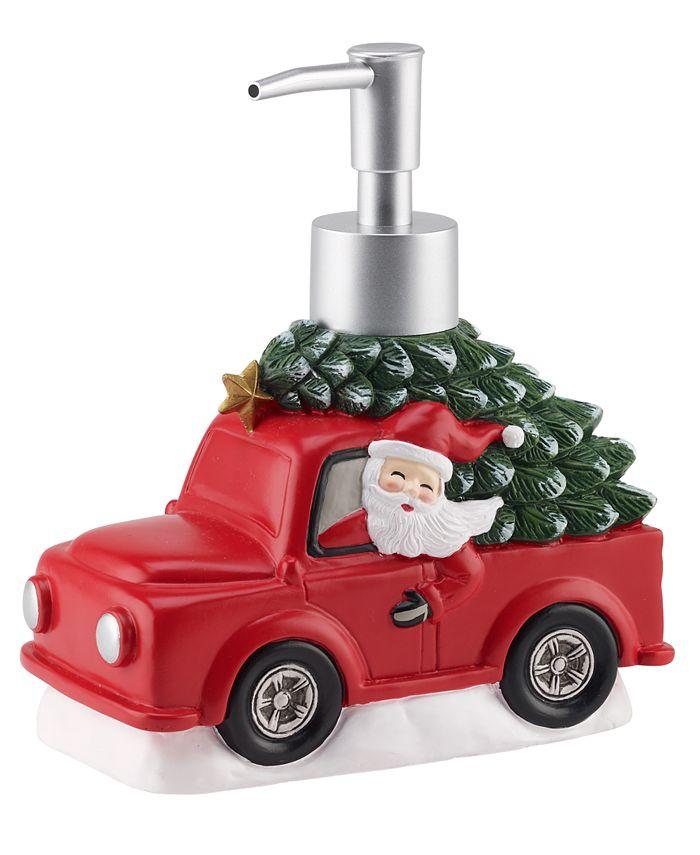 Mr. Christmas - Truck/Santa Music Lotion Pump