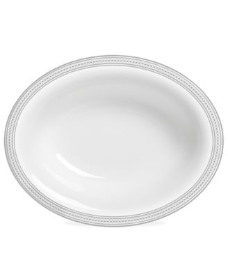 Vera Wang Wedgwood Dinnerware, Moderne Serving Bowl