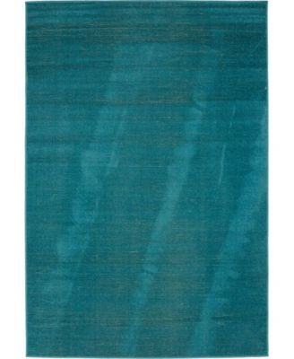 Axbridge Axb3 Teal 9' x 12' Area Rug