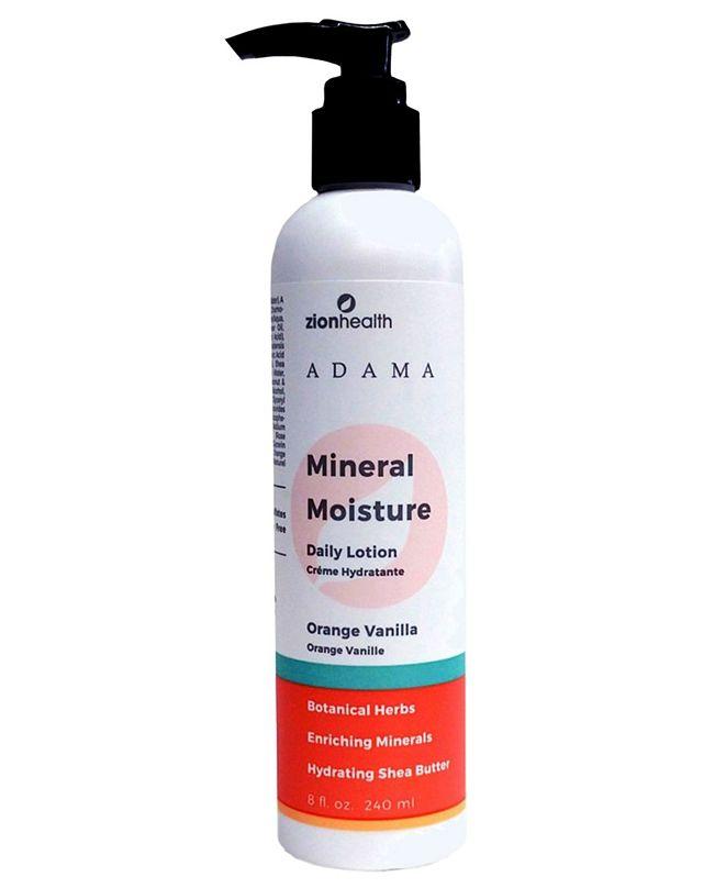 Zion Health Moisture Intense Orange Vanilla, 8 oz