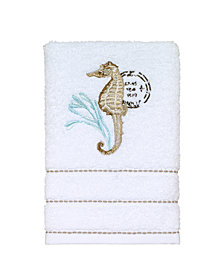 Avanti Farmhouse Shell Hand Towel