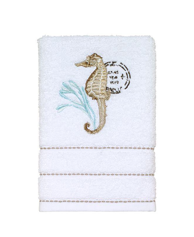 Avanti Farmhouse Shell Hand Towel
