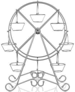 Closeout! Godinger Serveware, Ferris Wheel Cupcake Stand