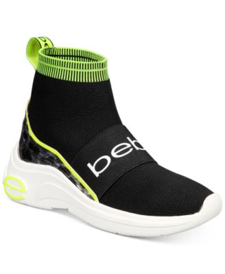 bebe Locked Sock Sneakers \u0026 Reviews