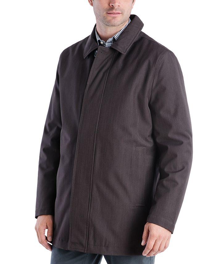 Michael Kors - Men's Byron Slim-Fit Raincoat