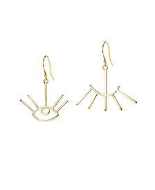 Amorcito Eye Wink Earrings