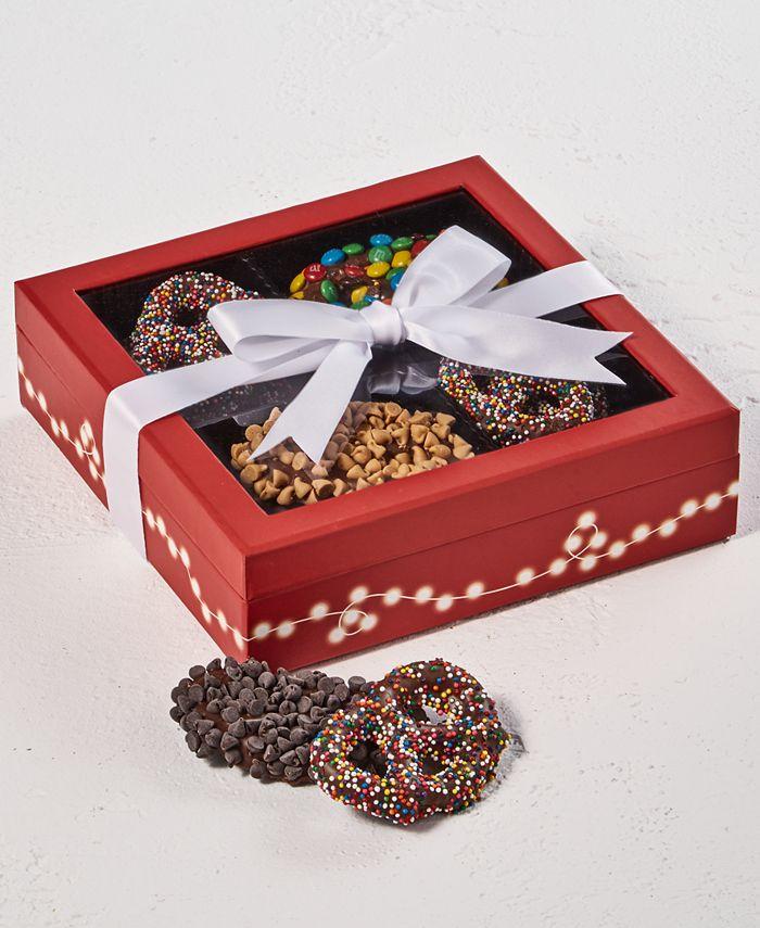 Chocolate Works - 13-Pc. Pretzels Gift Box