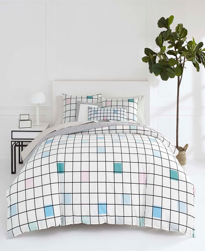 Jonathan Adler - Paintbox King Duvet Cover Set