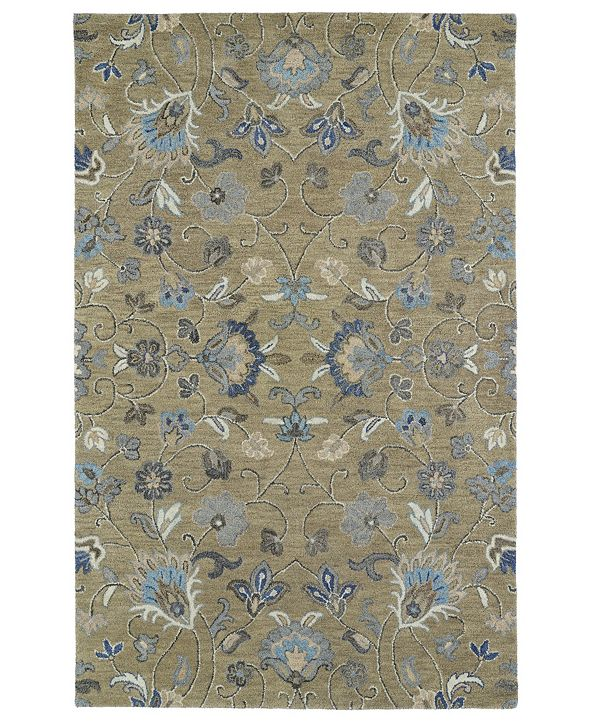 Kaleen Helena 3208-82 Light Brown Area Rug Collection
