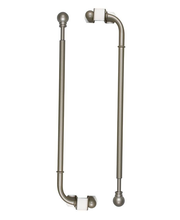 Versailles Home Fashions Swing Arm with Ball Fial