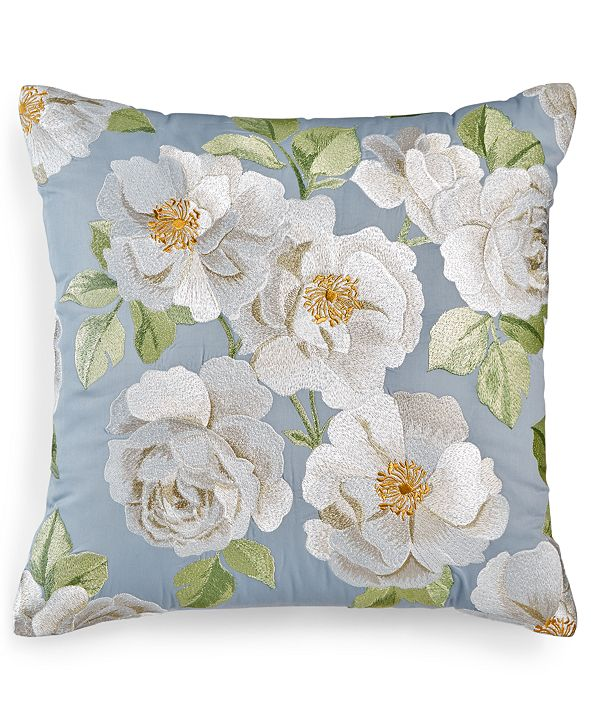 Hotel Collection Classic Serena 18X18 Decorative Pillow, Created for Macy's