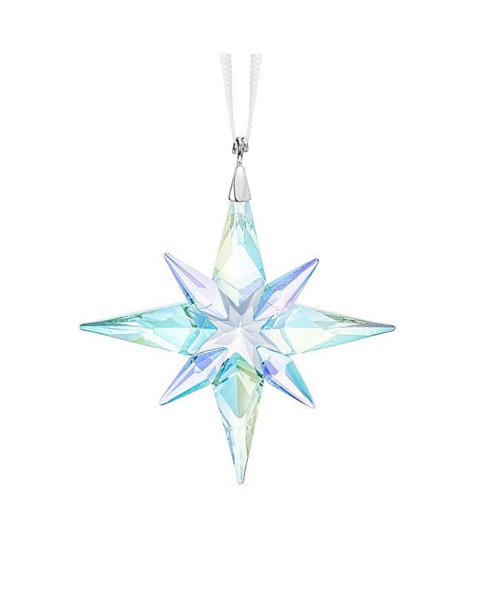 Swarovski - Star Small Ornament, Crystal Aurora Borealis