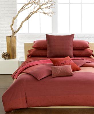 CLOSEOUT! Calvin Klein Home Sierra Full/Queen Sheet Set