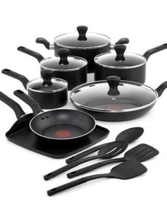T-Fal Culinaire 16 Piece Cookware Set