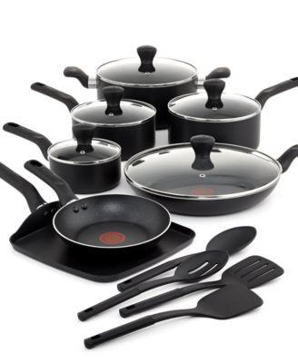 T-Fal Culinaire 16 Piece Cookware Set