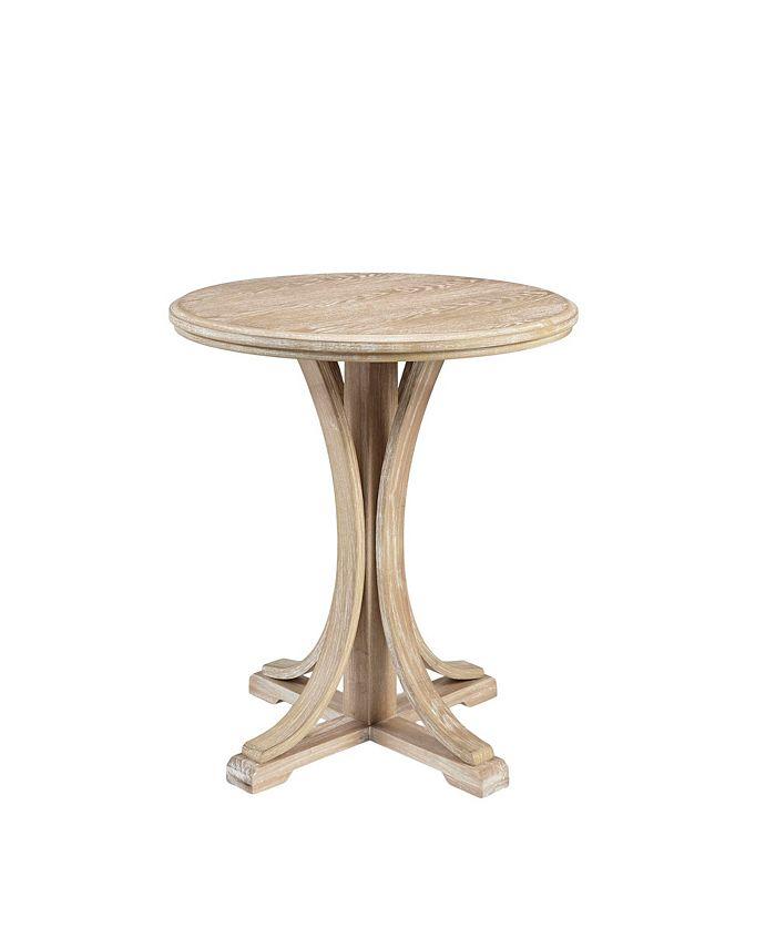 Martha Stewart Collection - Martha Stewart Fatima Side Table, Quick Ship